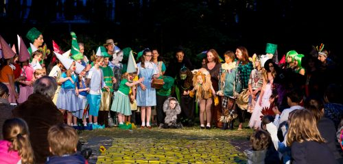 Earls Courtiers' Wizard of Oz
