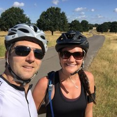tlc take on the London to Brighton Cycle Ride