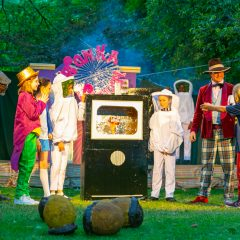 Charlie and the Chocolate Factory comes to Earls Court